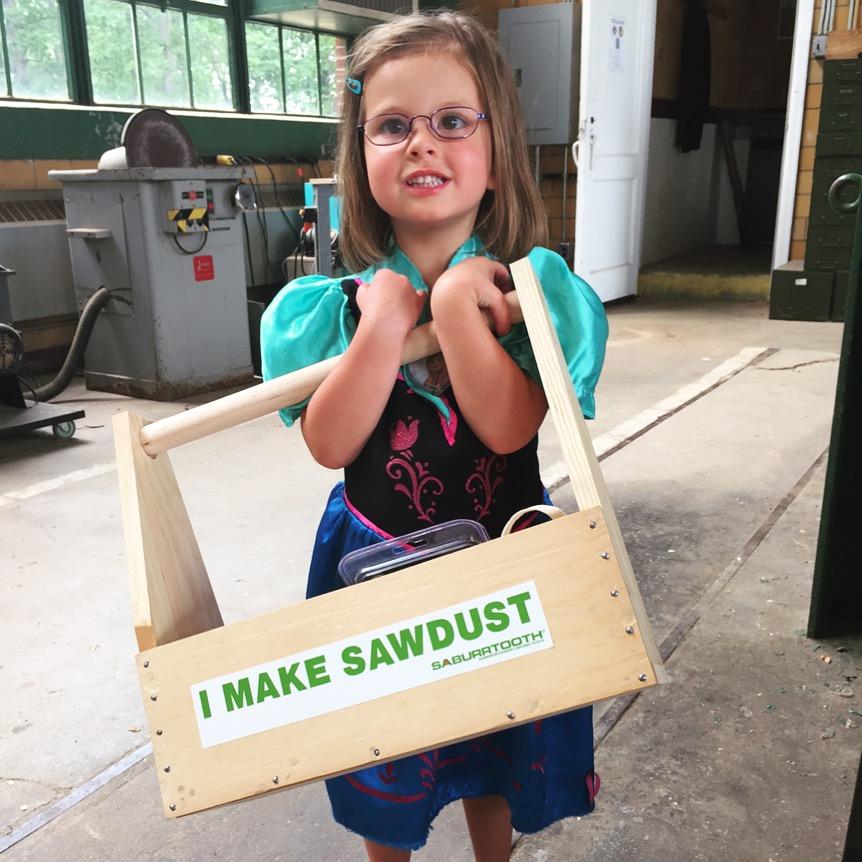 I Make Sawdust - Lets do woodworking!