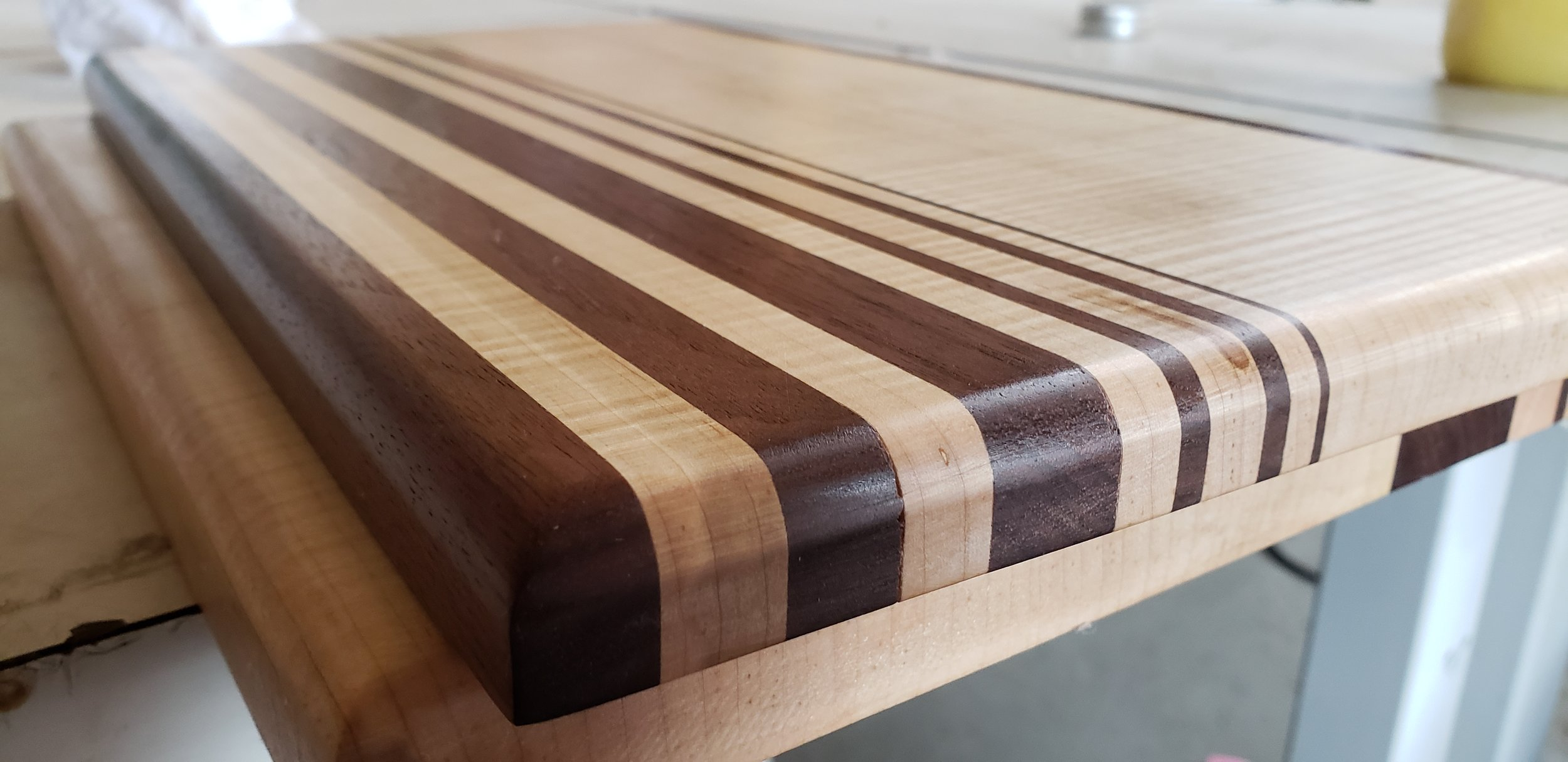 Cutting Board Classes - Woodworking Classes