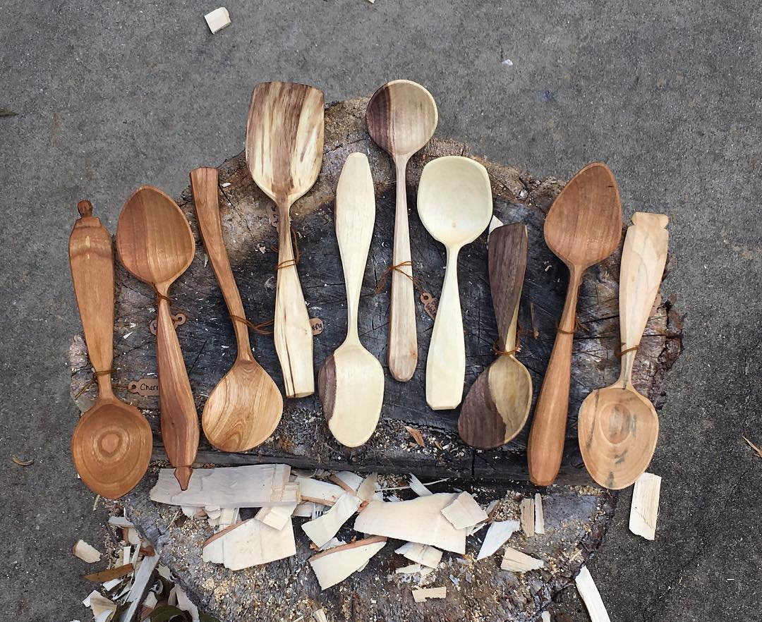 Spoon Carving Classes