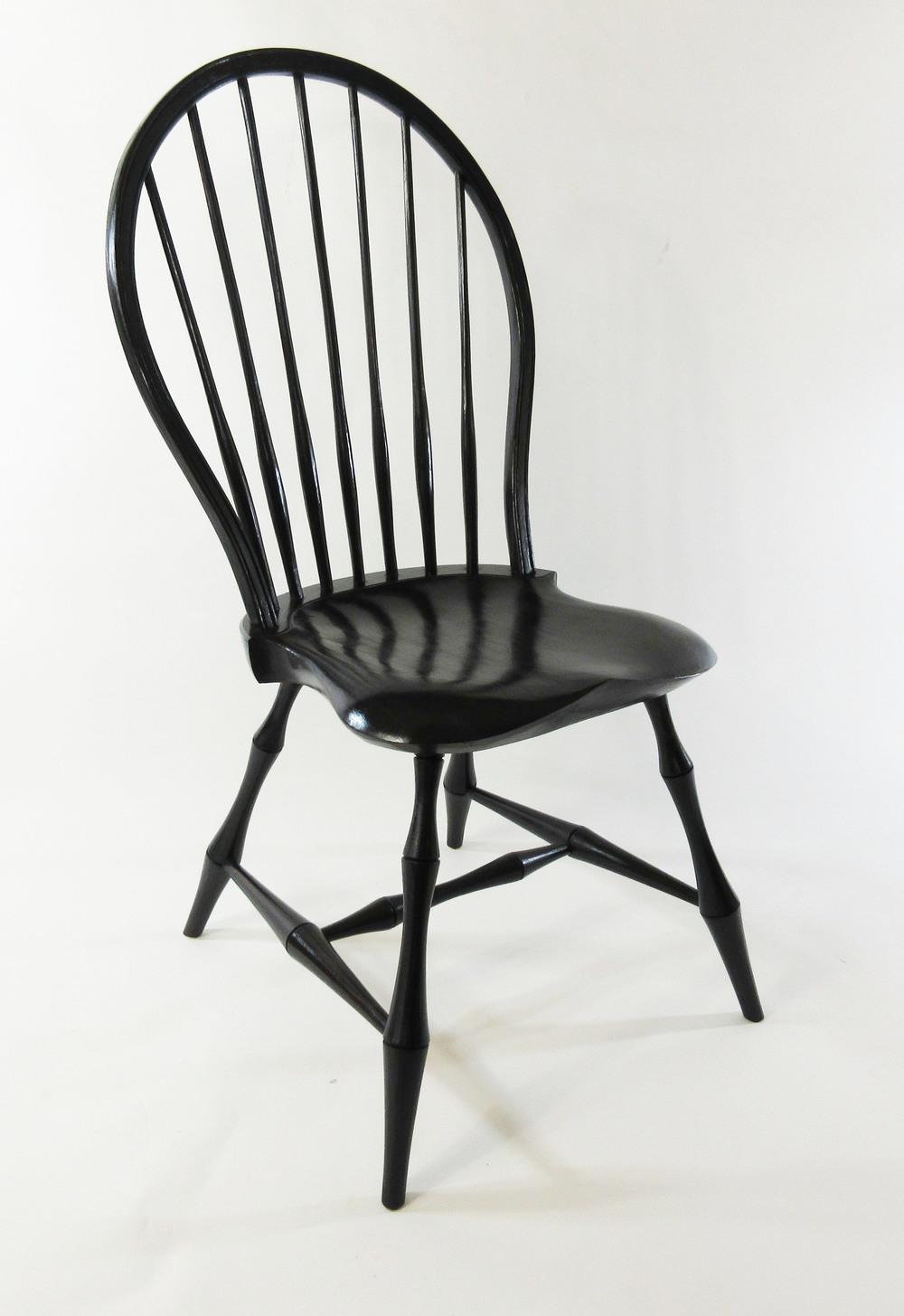 Make a Balloon Back Side Chair with Luke A. Barnett - Woodworking Class