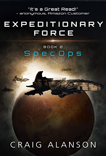 Expeditionary Force book #2: SpecOps