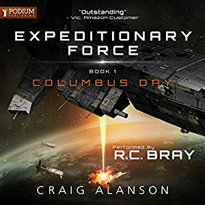 Expeditionary Force book #1: Columbus Day
