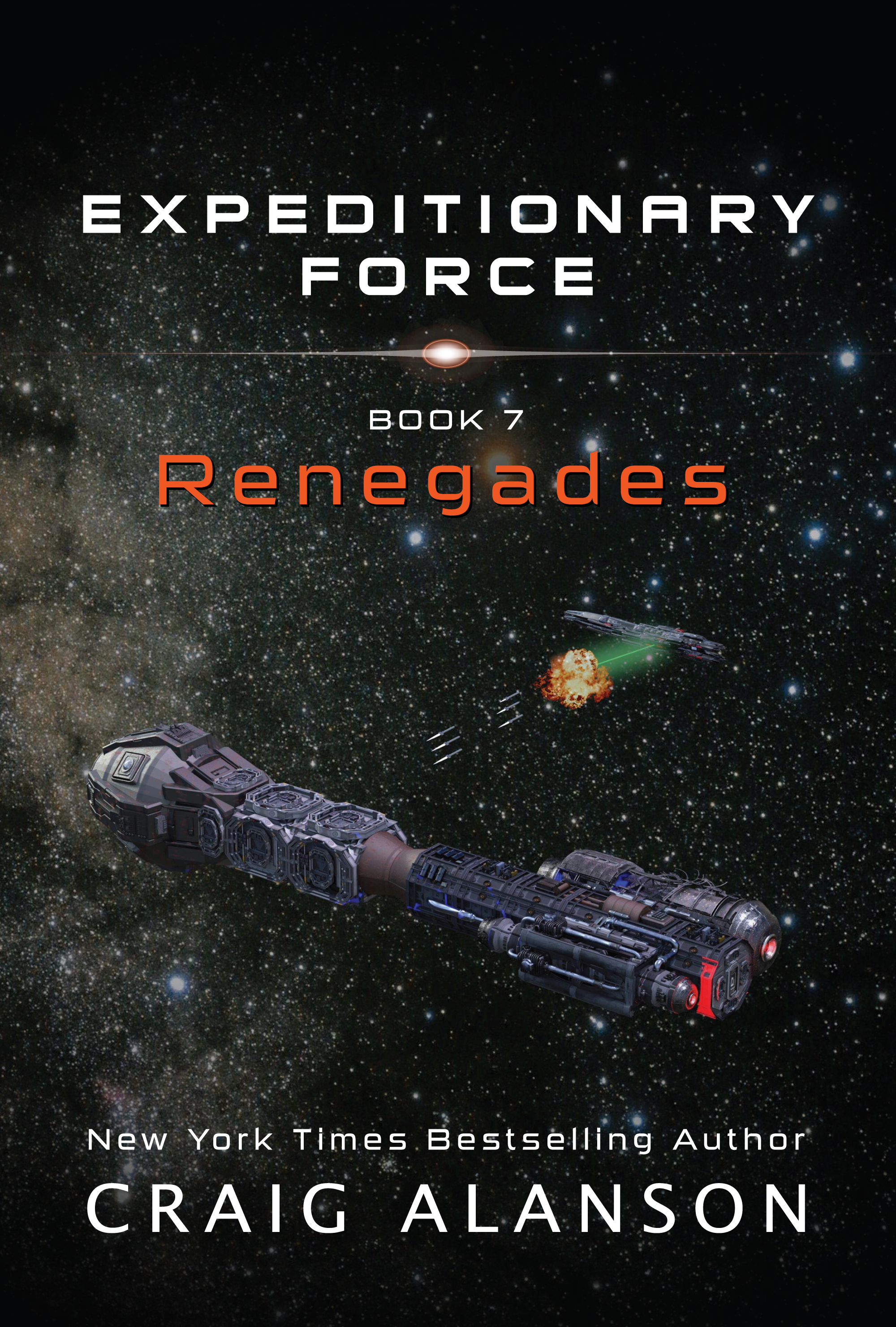 Renegades (Expeditionary Force - Book 7)