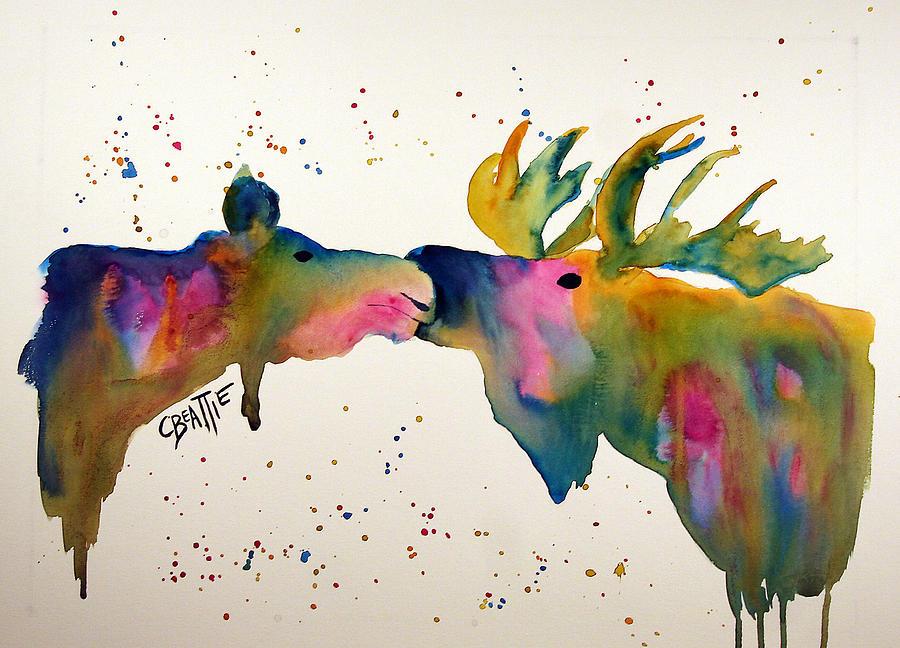 kissing-moose-connie-beattie.jpg