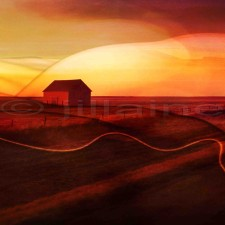jillaine-art-The-Journey-66x24-digitally-painted-original-photograph-gold-aluminum-contemporary-abstract-red-barn-yellow-road-sunset-e1453059130127-225x225.jpg