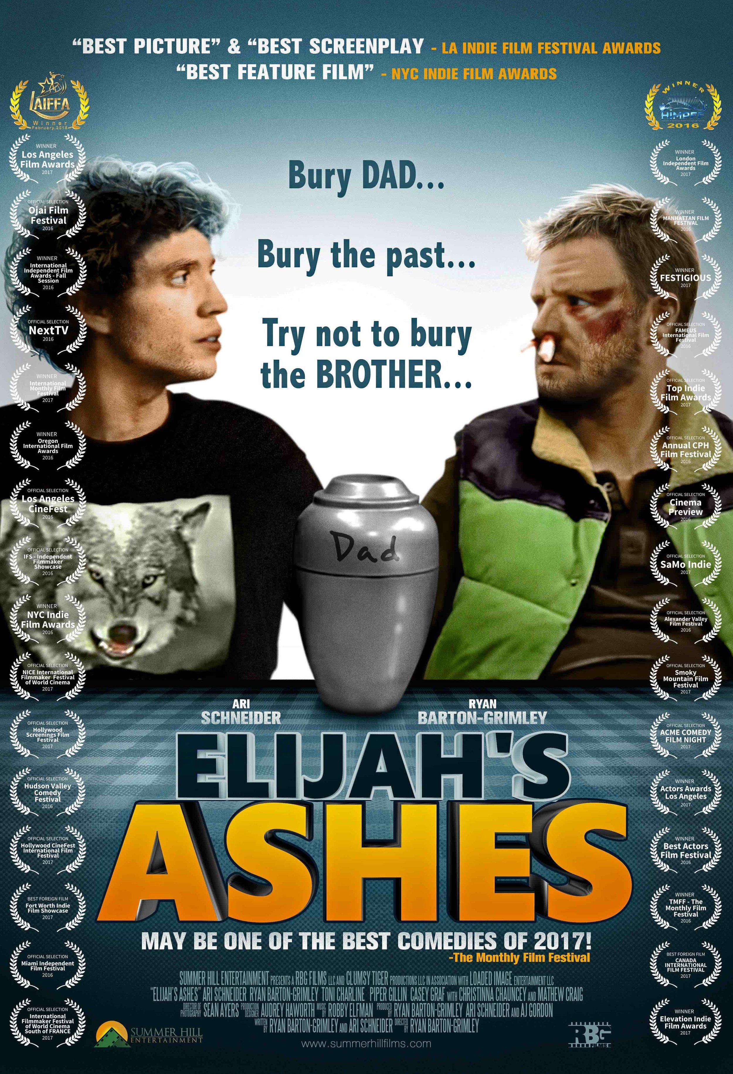 ELIJAH'S ASHES (2017)