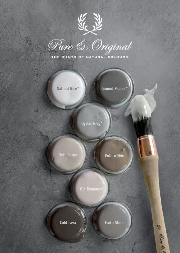 Imported All Natural Paints from Belgium 140 Colors