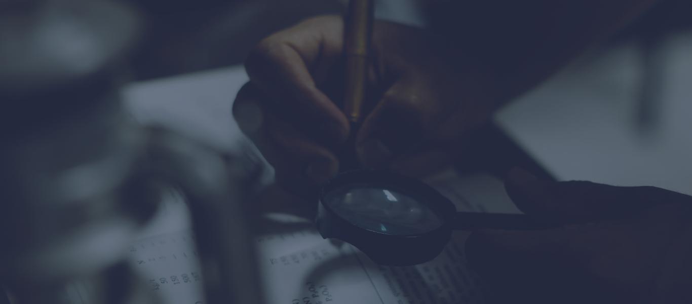 investigation services -