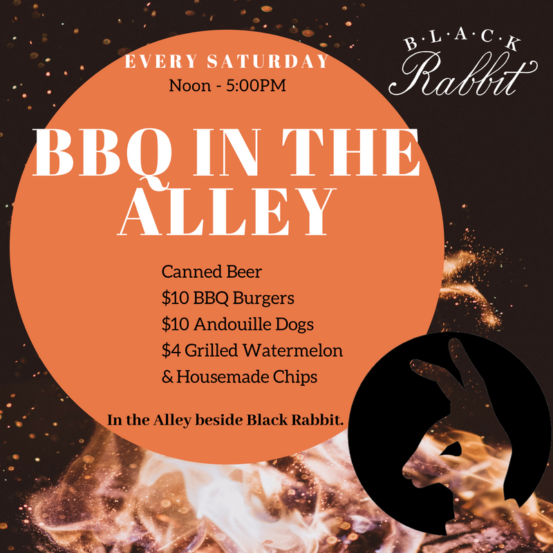 Black Rabbit | BBQ in the Alley