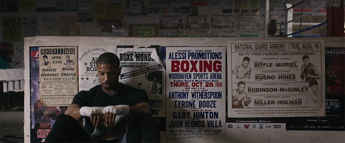 Creed Is A Film For Fighters