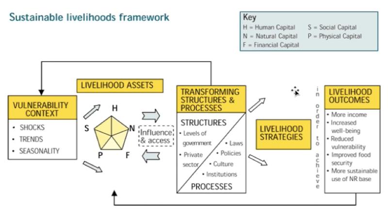 Livelihood Framework