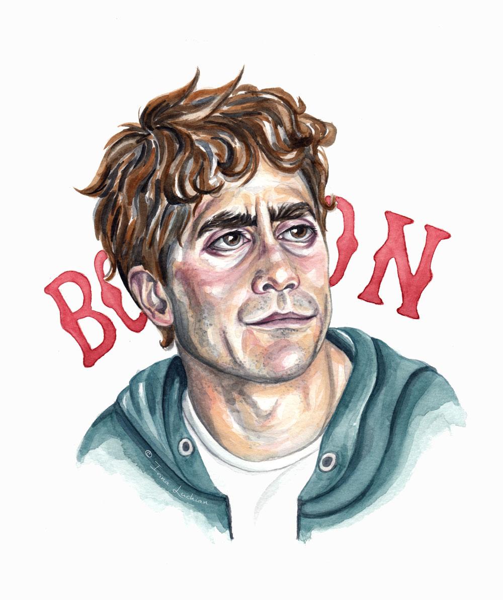 Jake Gyllenhaal as Jeff Bauman in 'Stronger'