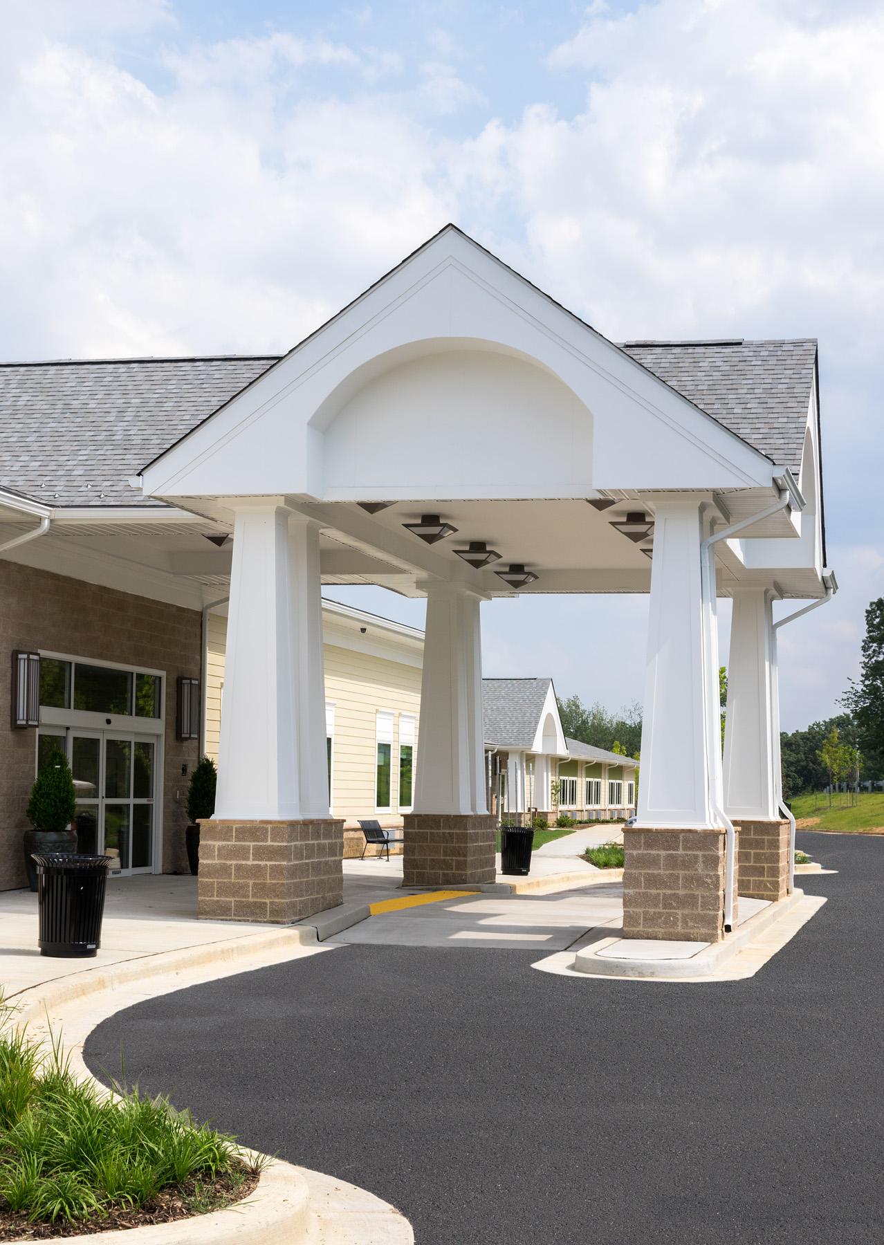 DOCTORS COMMUNITY REHABILITATION AND PATIENT CARE CENTER    VIEW >