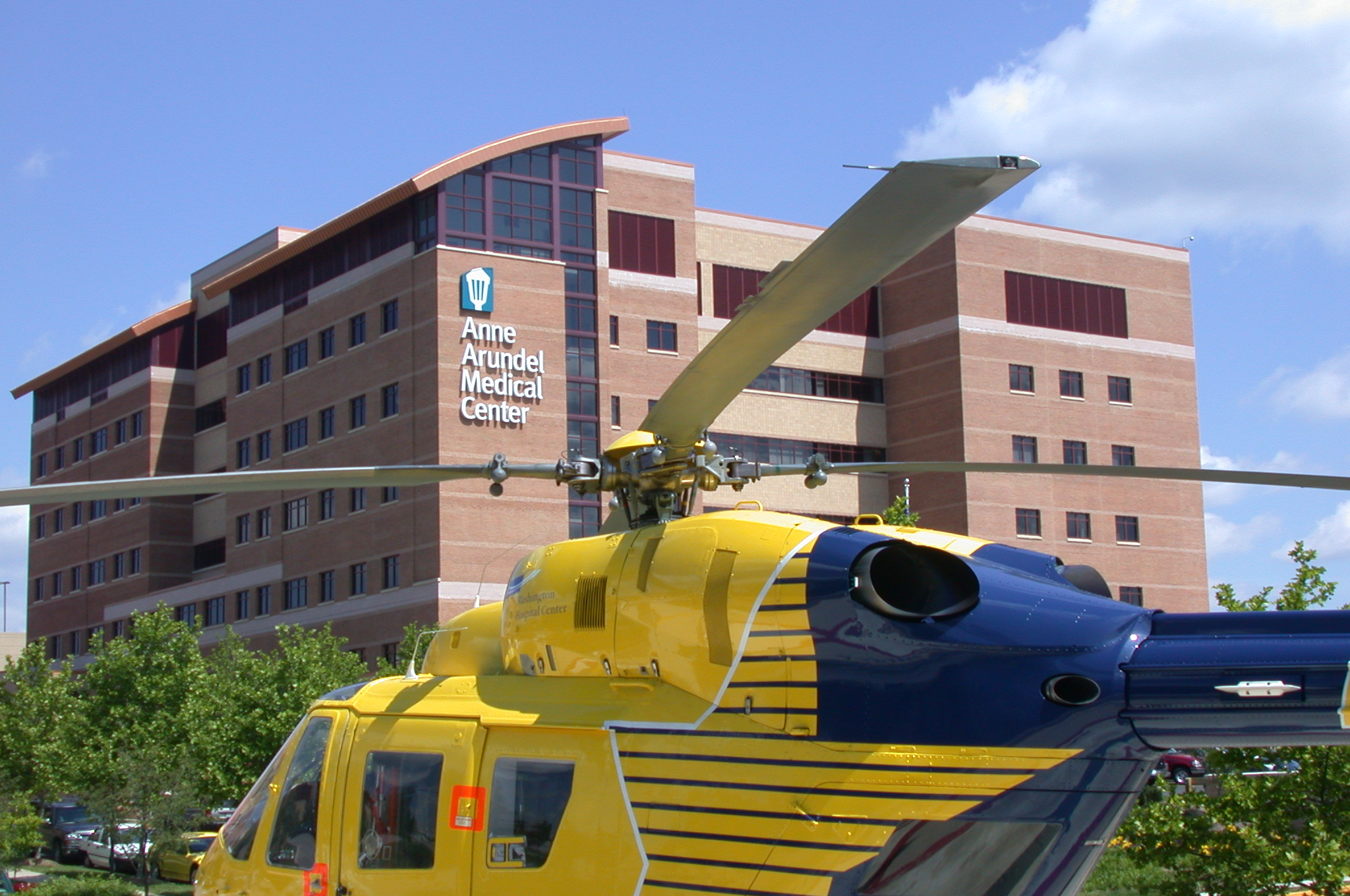 Emergency Department  Anne Arundel Medical Center Annapolis, Maryland