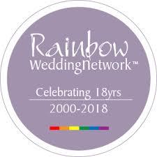 rainbow wedding network LGBTQ Gay wedding friendly