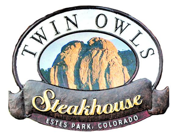 twin owls steakhouse estes park colorado