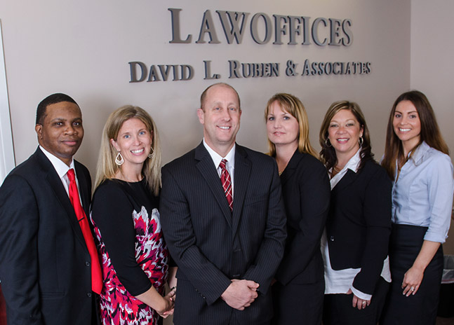 THE RUBEN LAW FIRM: - A LAW FIRM THAT YOU CAN TRUST