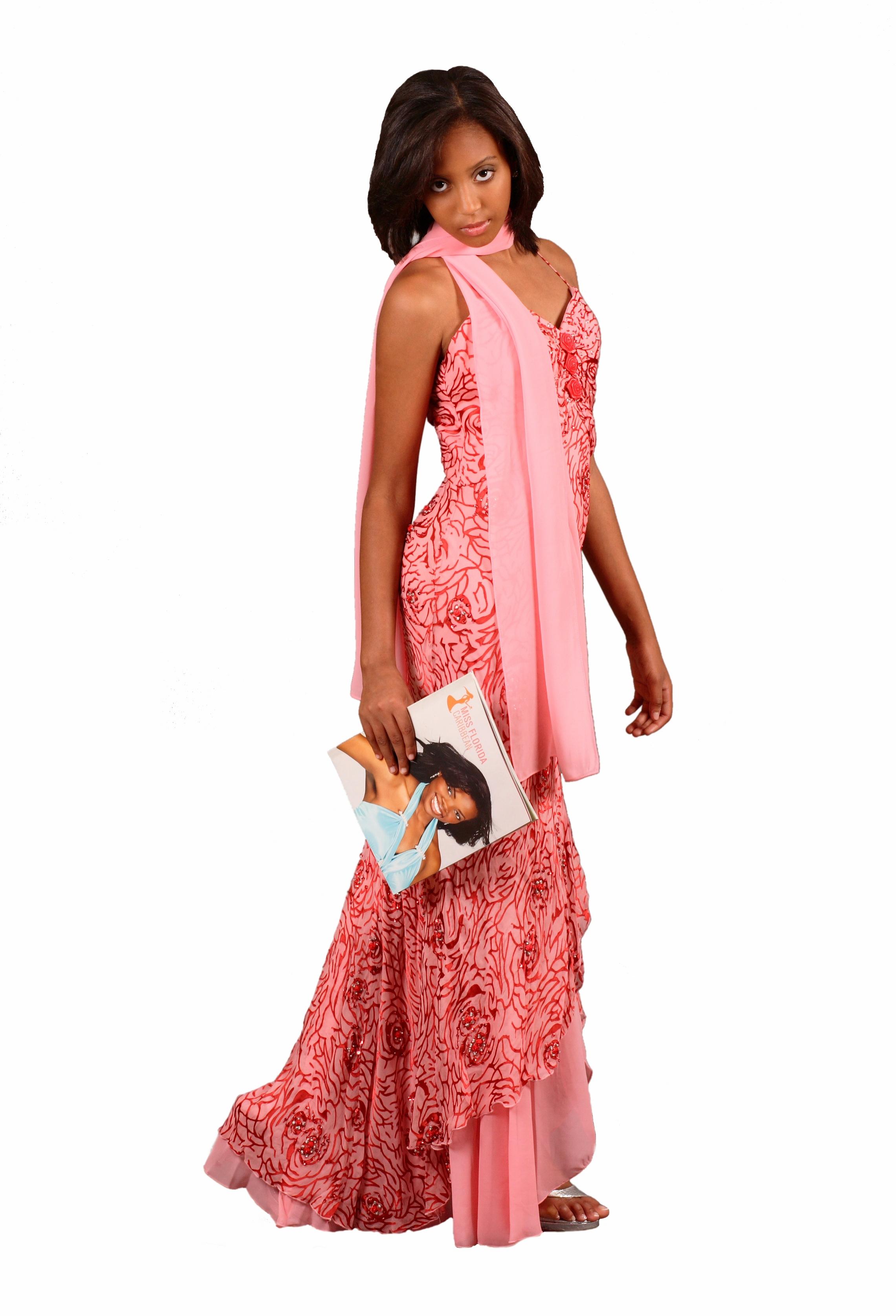 Jr. Miss Florida Caribbean 2007, Kayla Gallego