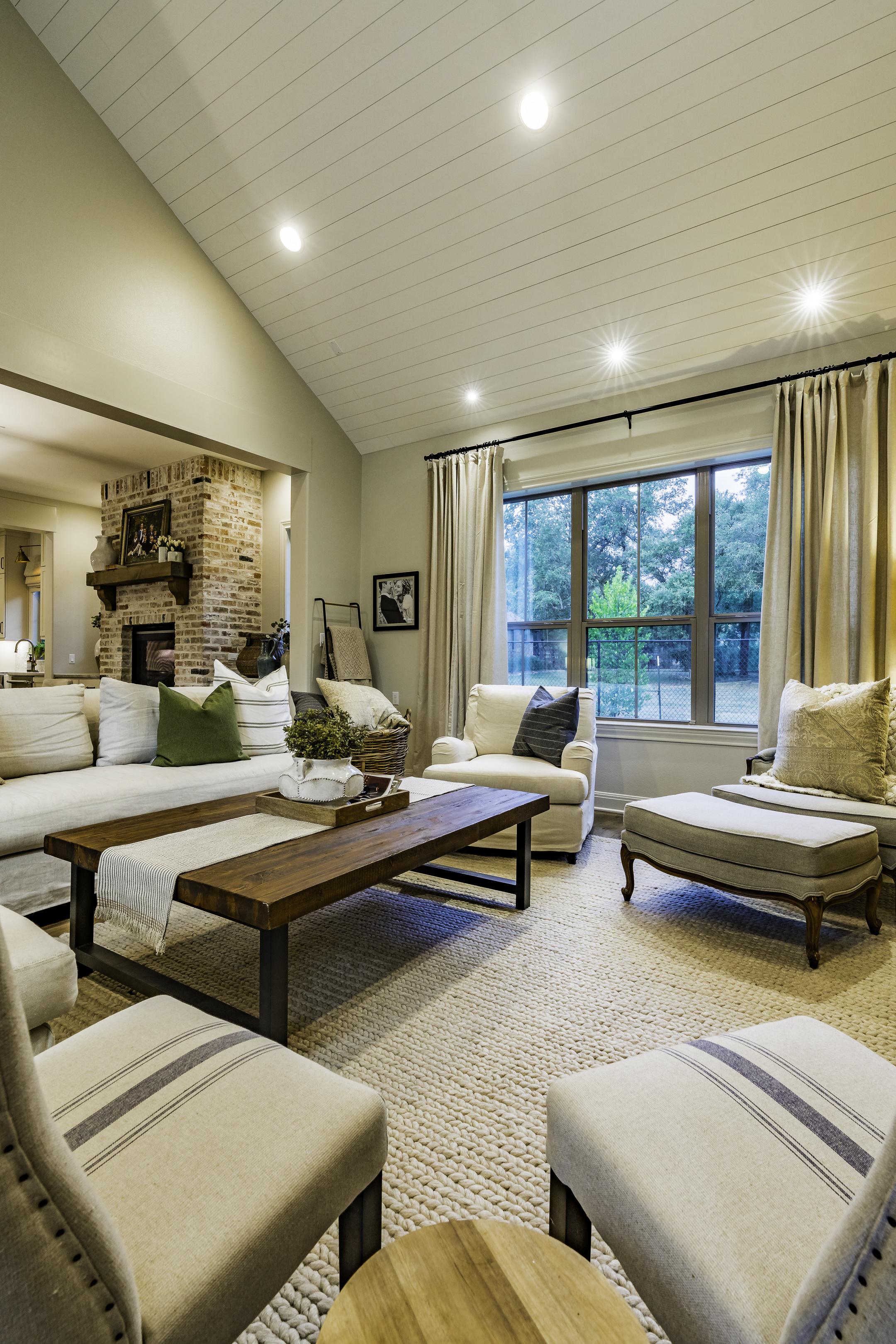furnished -