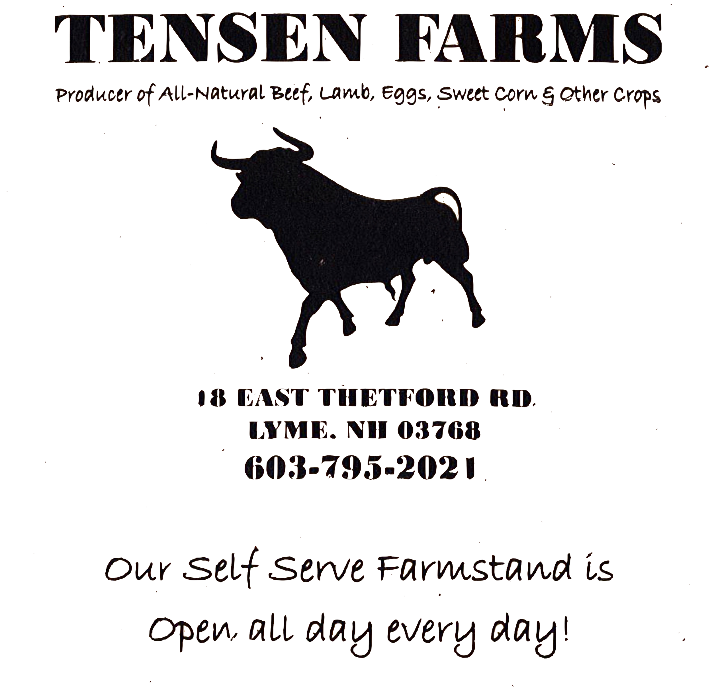 Tensen Farms