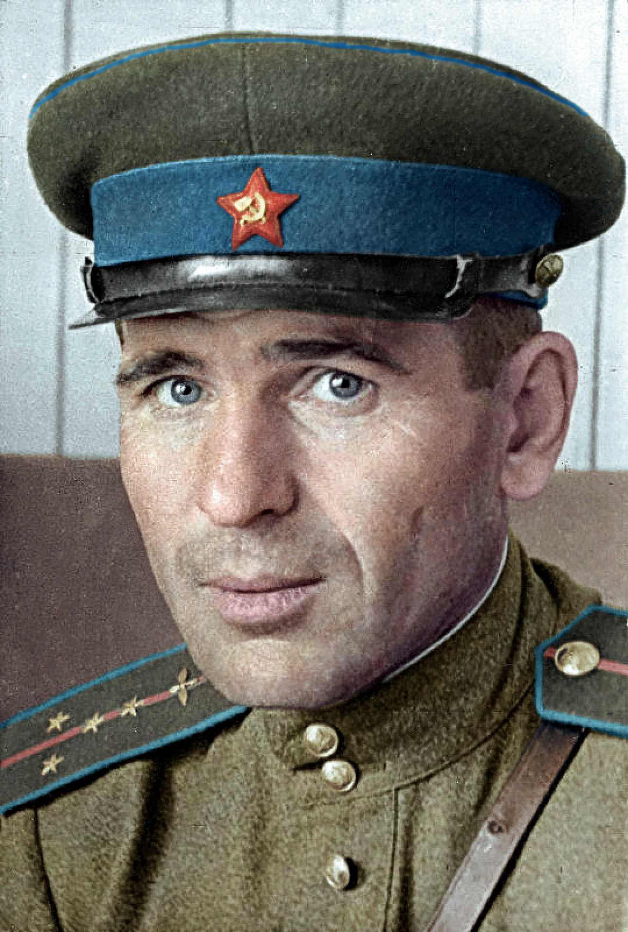 Hero of the Soviet Union Gavriil Zuyev
