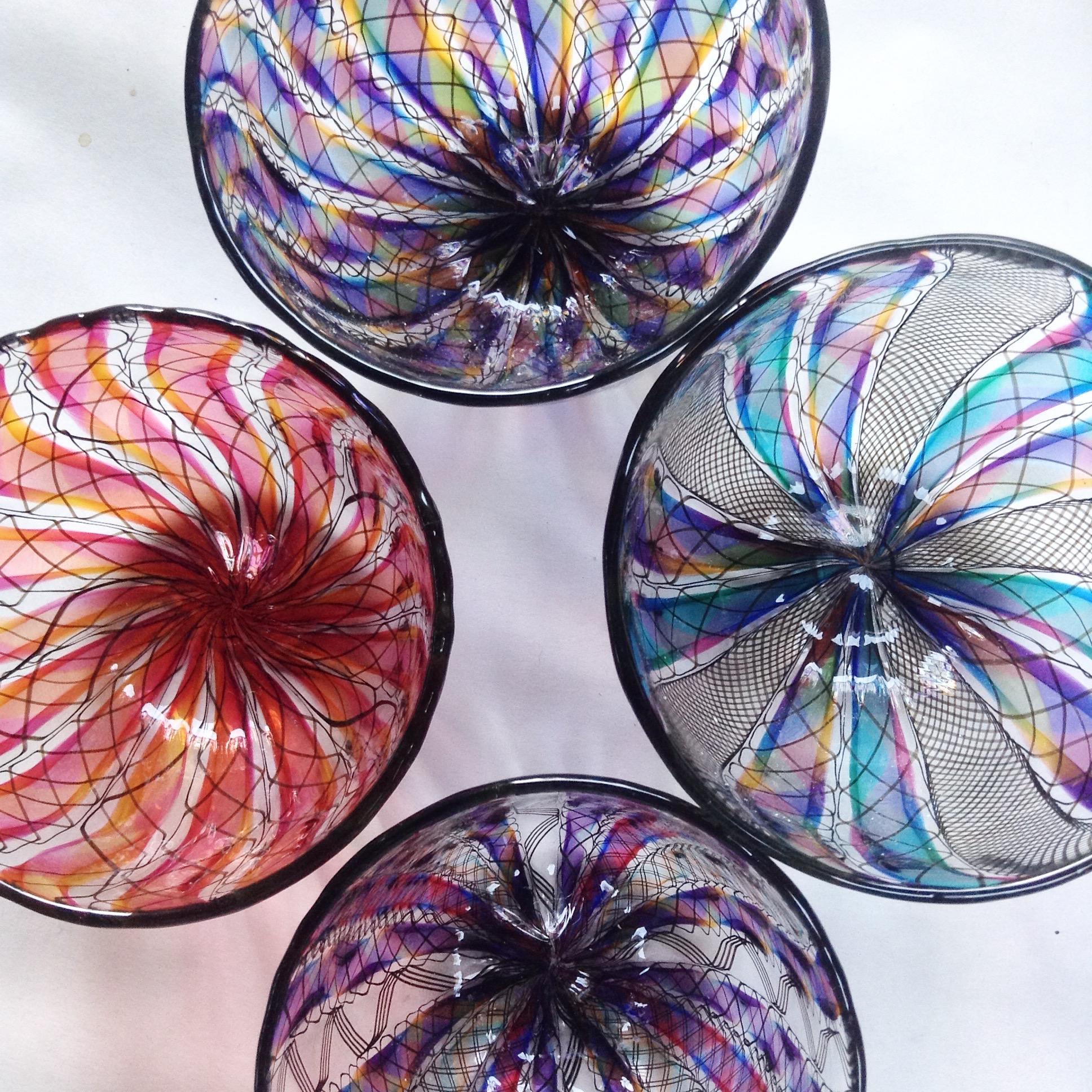 Zanfirico Bowls