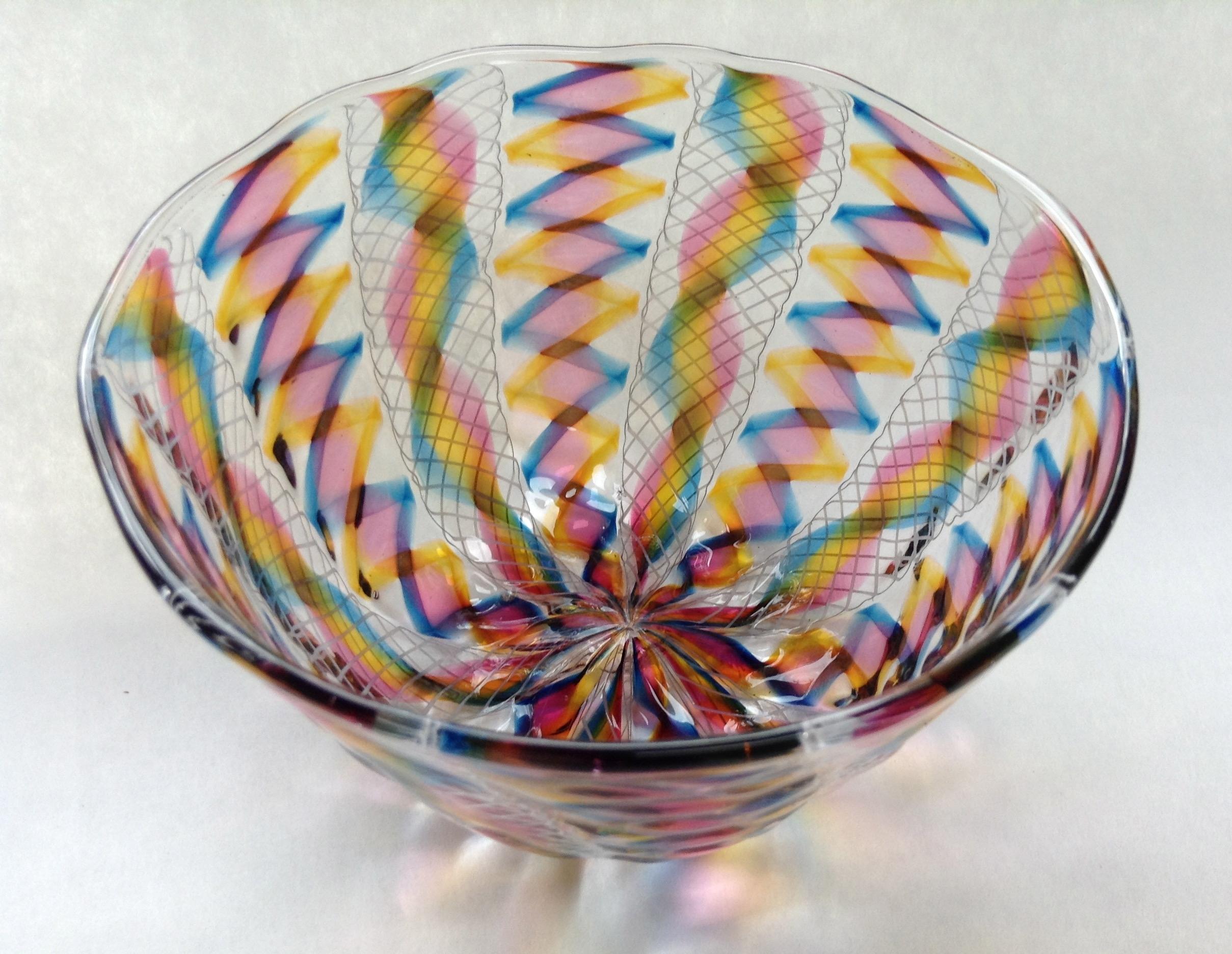 Full Spectrum Zanfirico Bowl