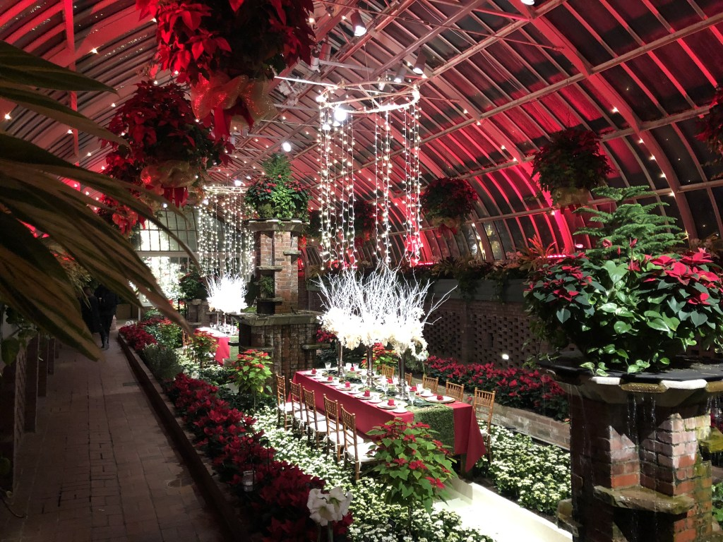 Phipps Conservatory Lighting Project
