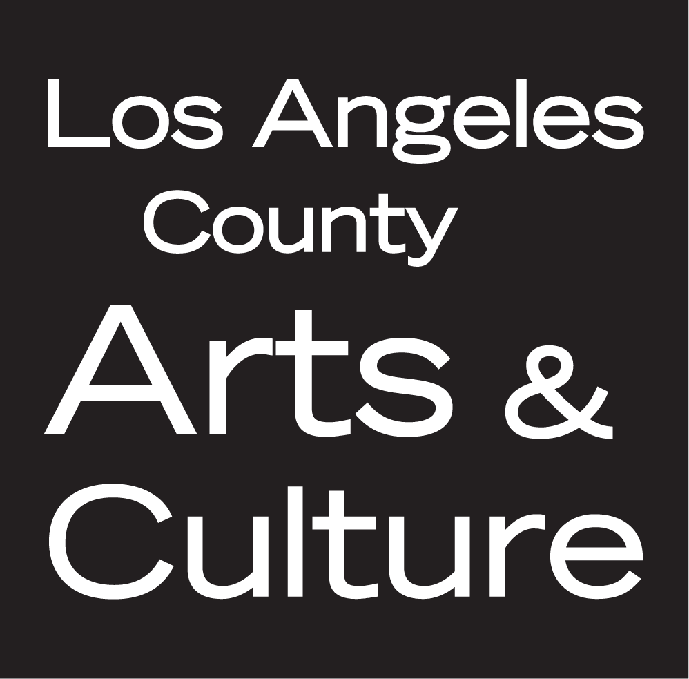 LA Arts and Culture Logo Black and White.png