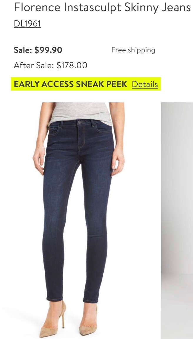 *DL1961 Jeans   - Have one pair of DL1961 jeans and LOVE them