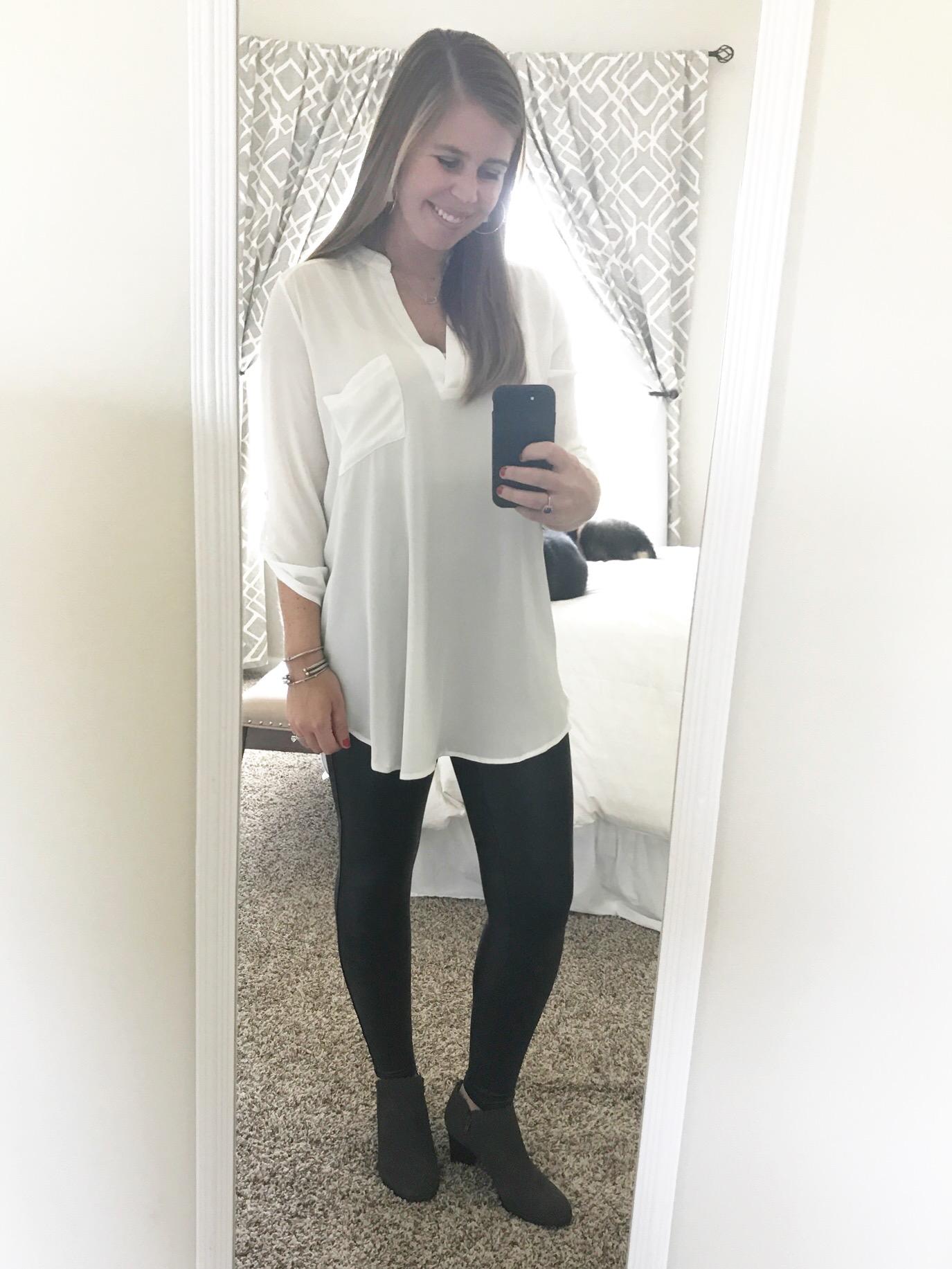 Top    //    Leggings