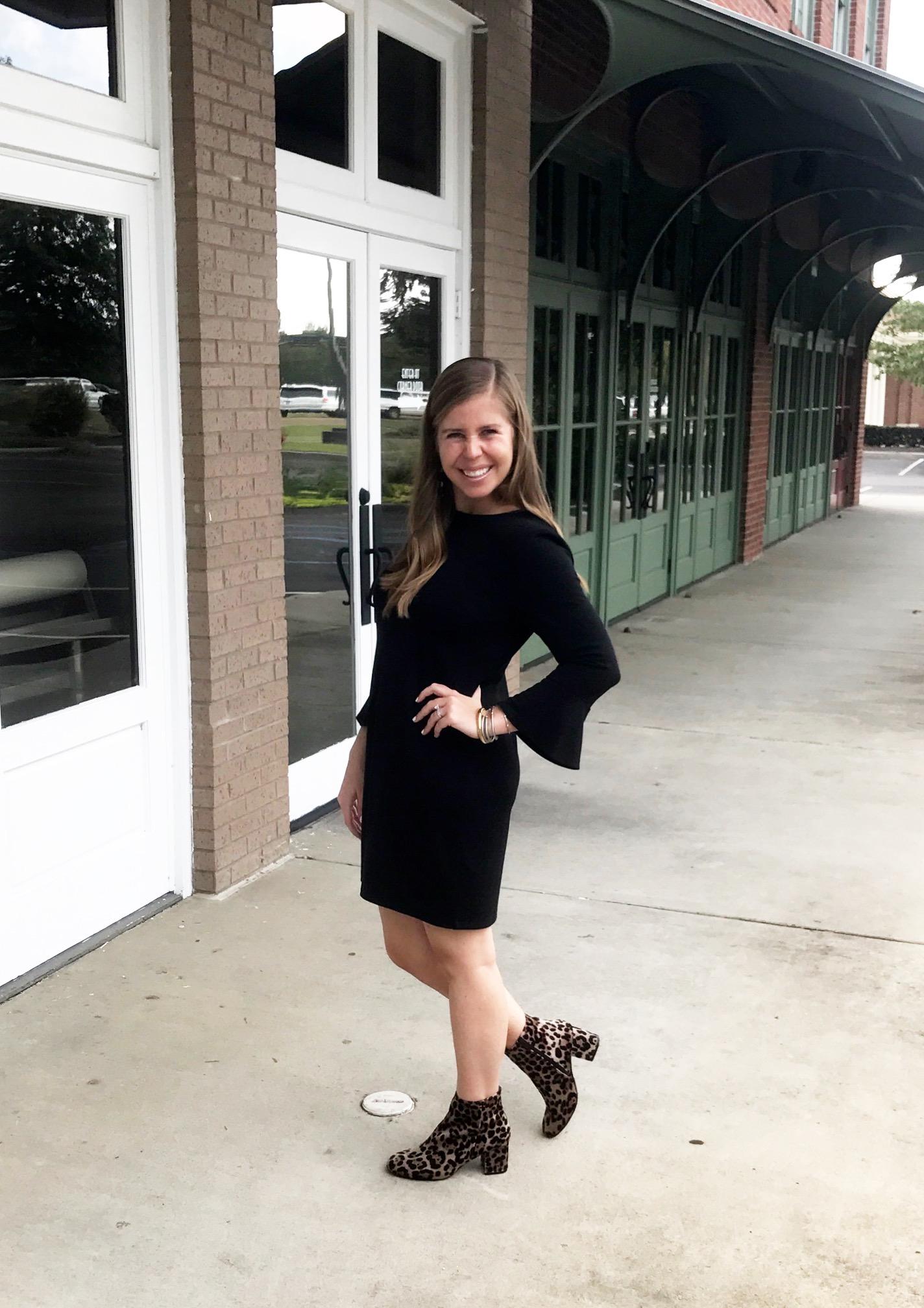 Dress  //  Booties