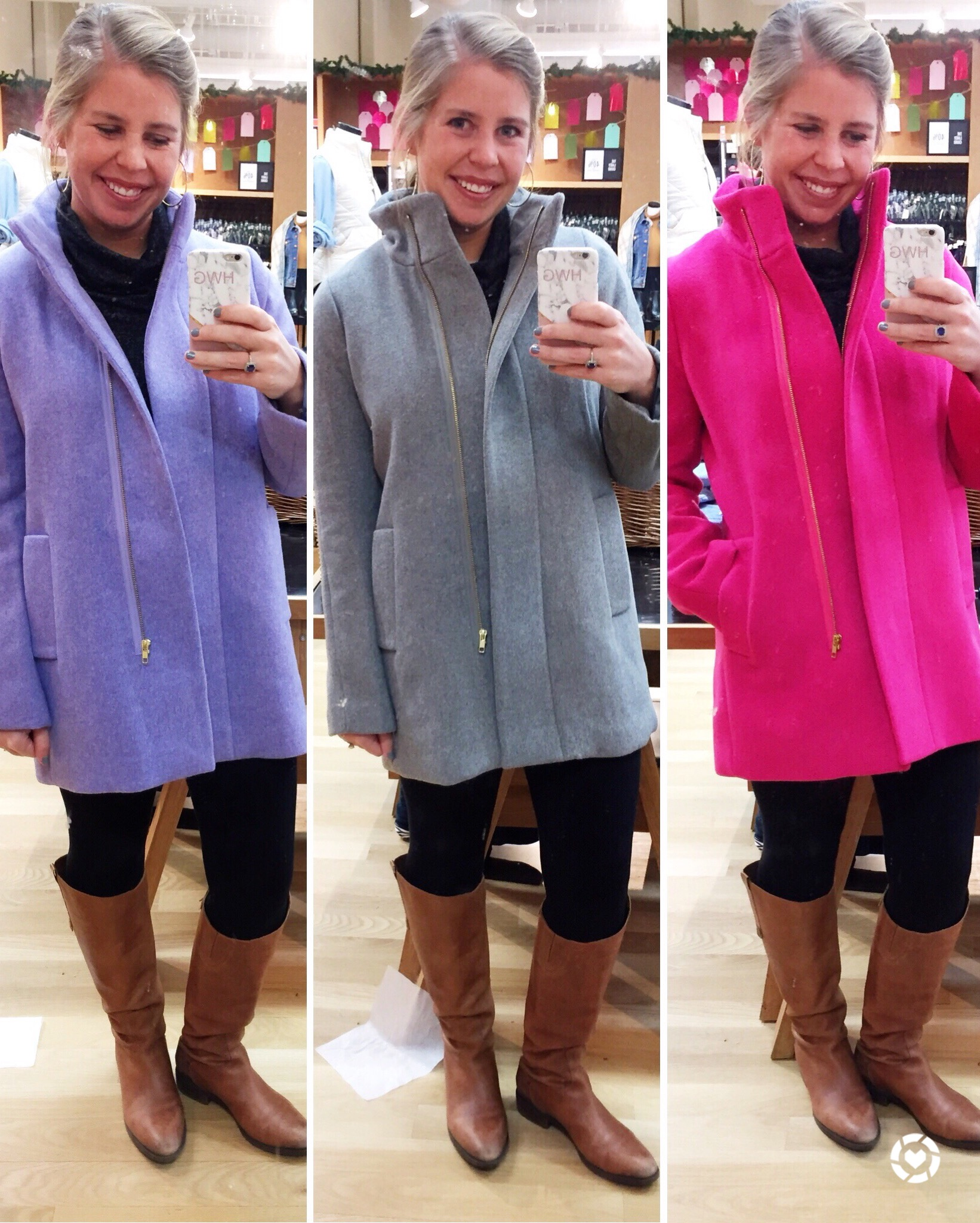 This coat    might be the #1 item I suggest purchasing today! Perfect for you or perfect as a gift!
