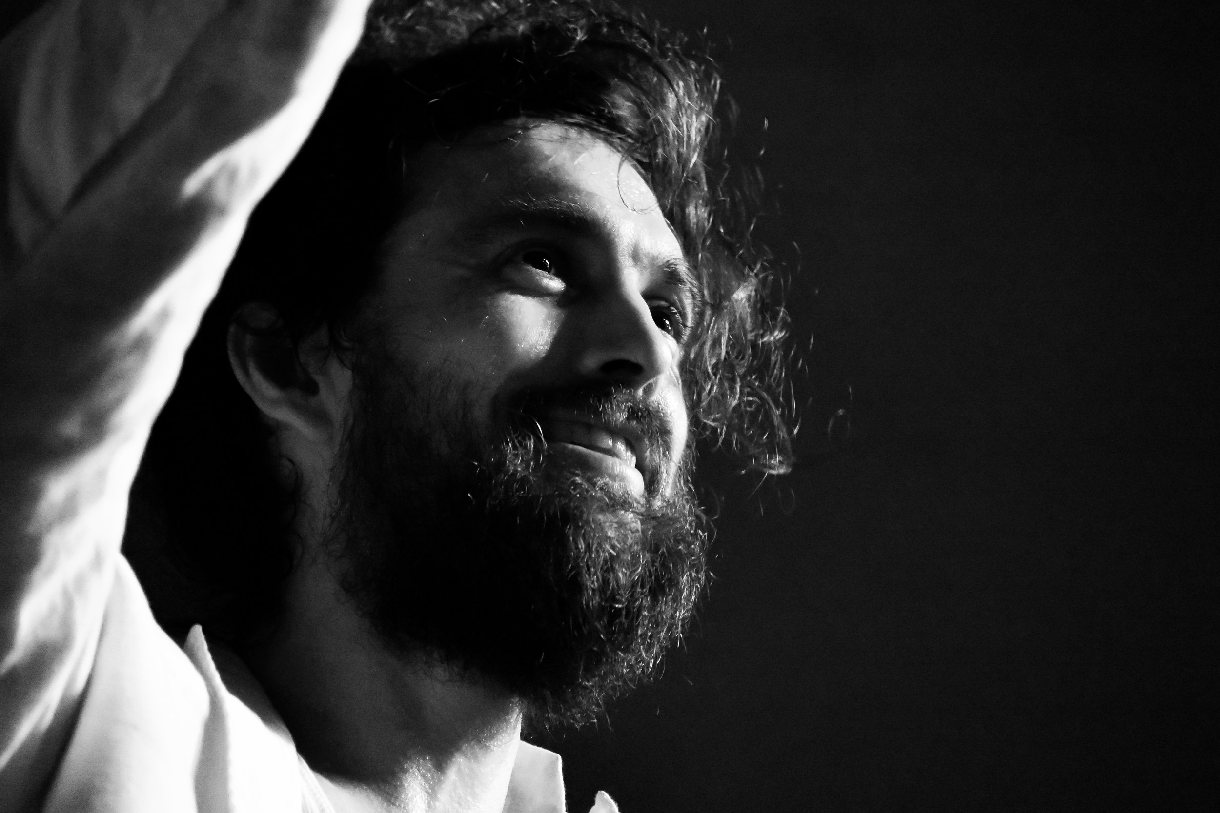 Alex Ebert of Edward Sharpe and the Magnetic Zeros | Mike Rundle, 2016