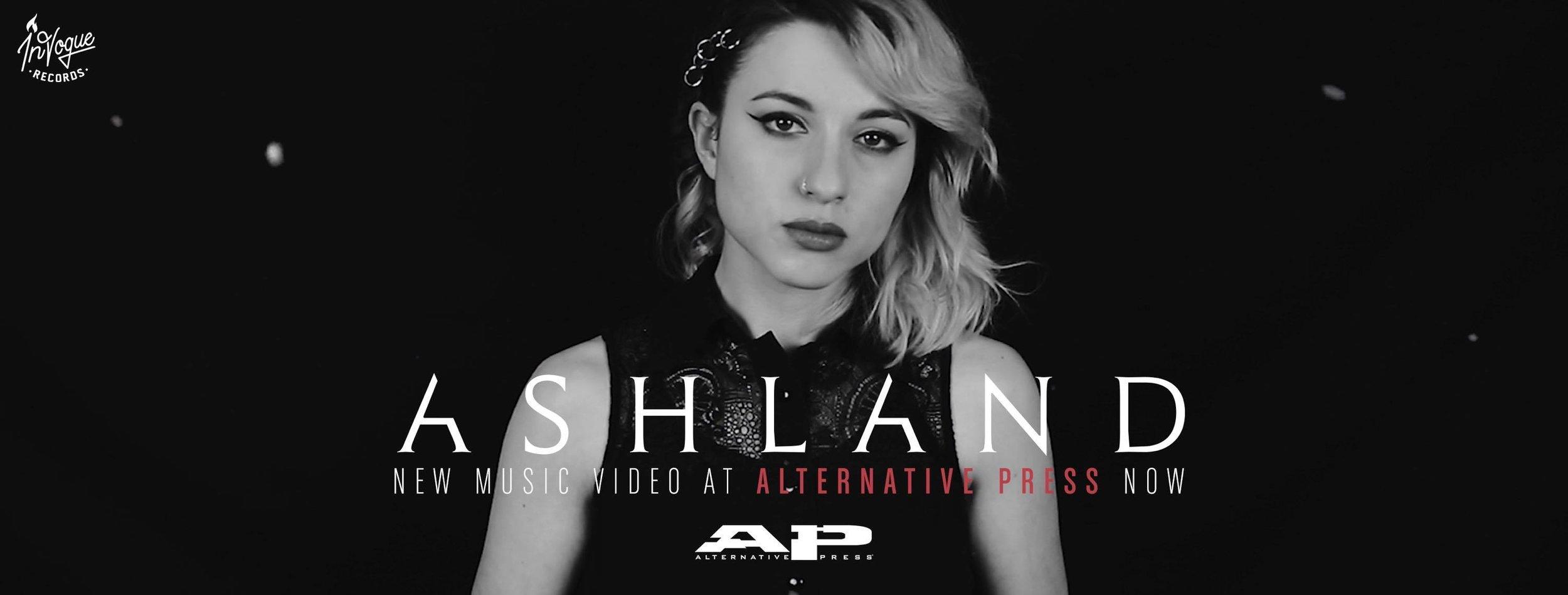Ashland via Facebook/InVogue Records