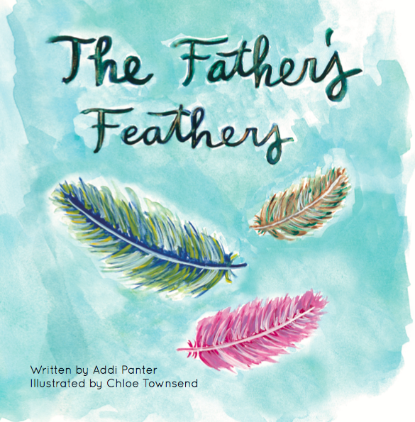 Father's Feathers Book Cover