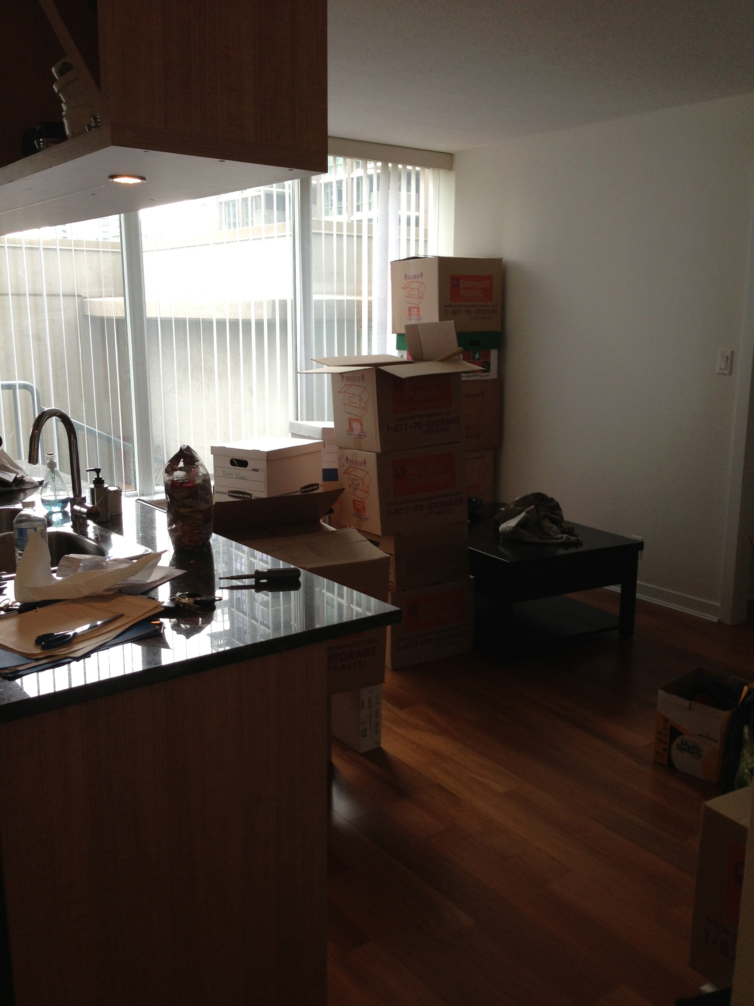 move in before (home 1)