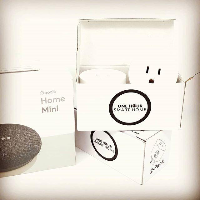 #smarthome #giveaway onehoursmarhome.com