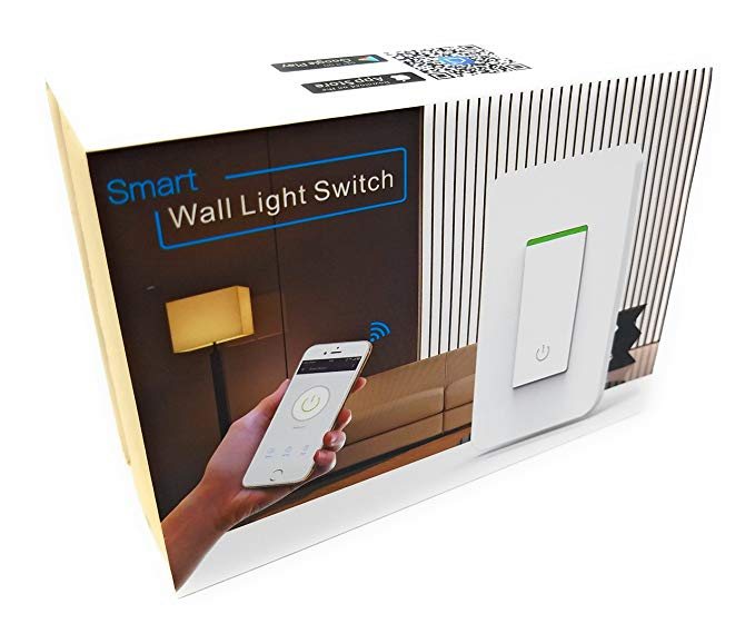 One Hour Smart Home Smart Light Switch