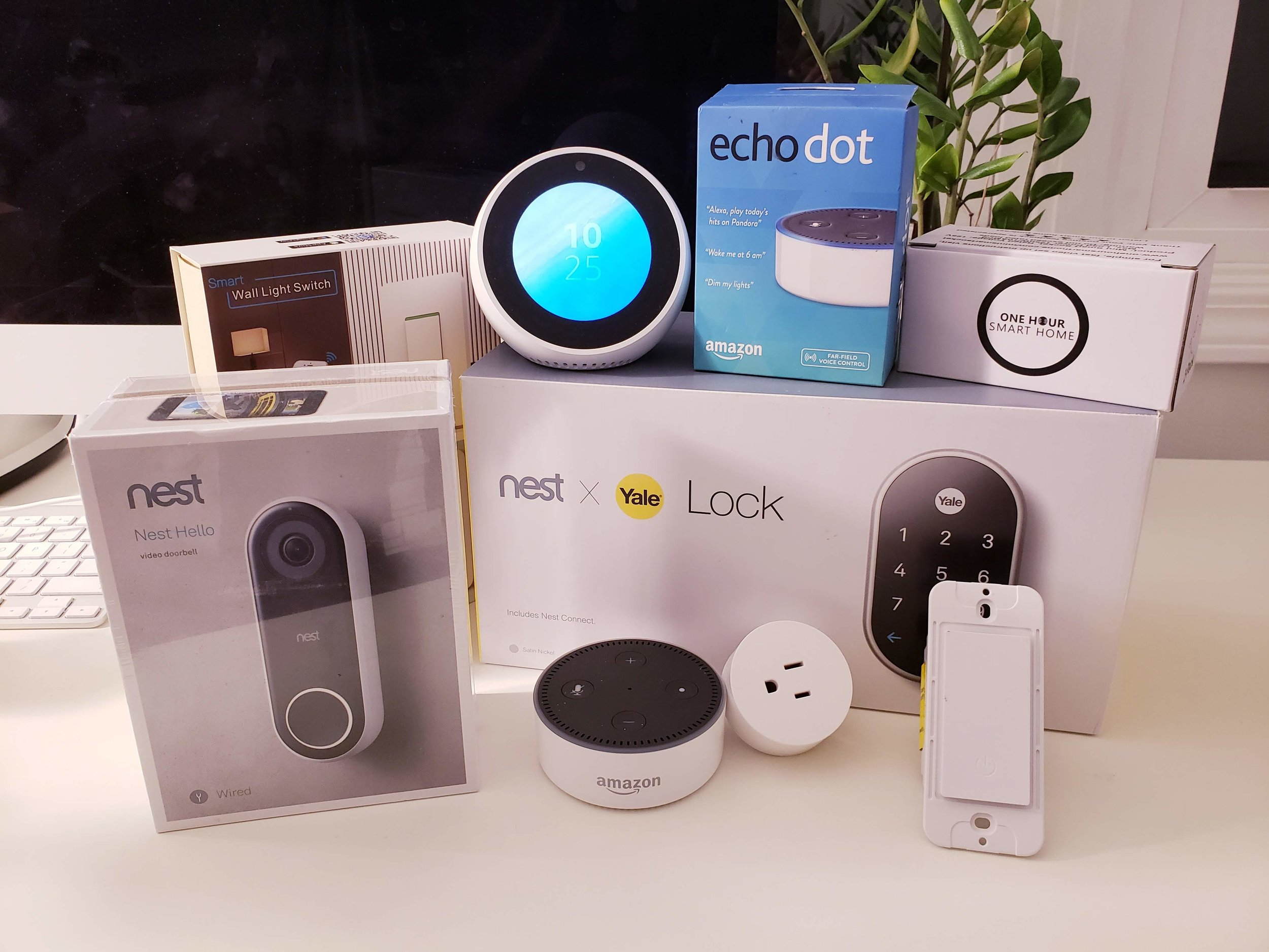 Does the nest smart lock work with  Alexa ?