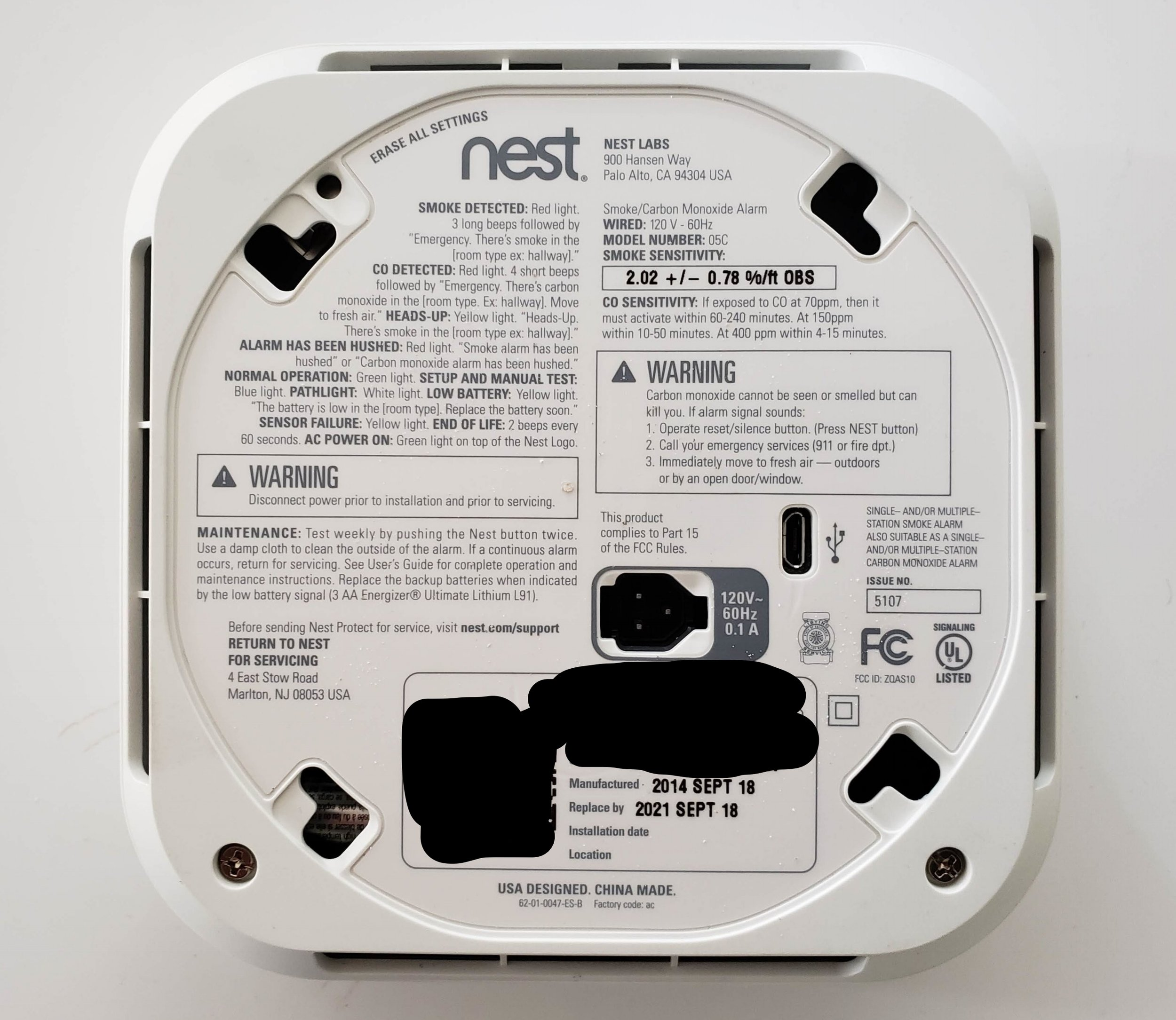 What Batteries Should You Use For Your Nest Protect Smoke Detector