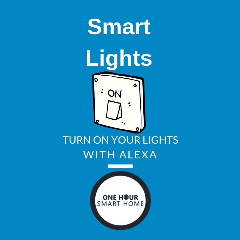 Can Alexa Turn On Lights?