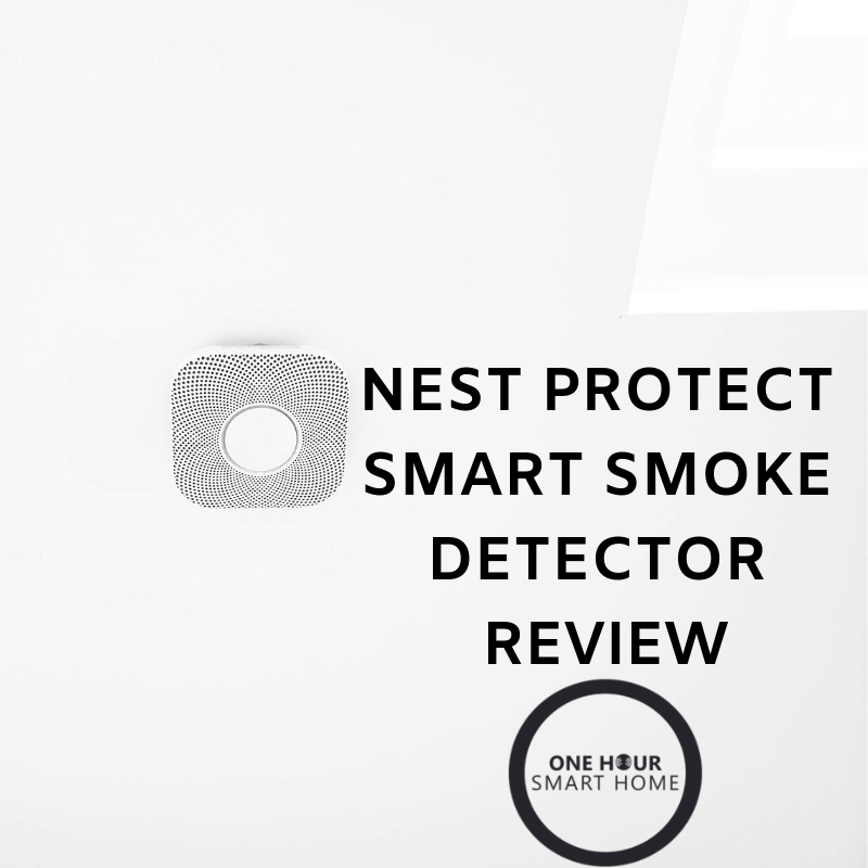 Nest Protect Smart Smoke Detector Review By  OneHourSmartHome.com