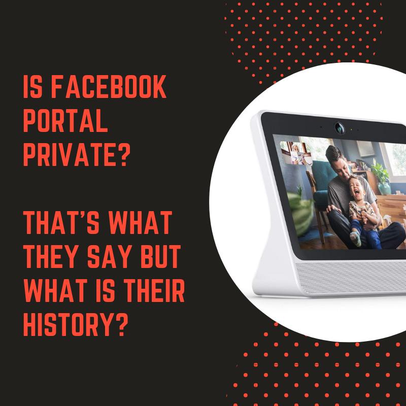 Facebook Portal Vs Echo Show