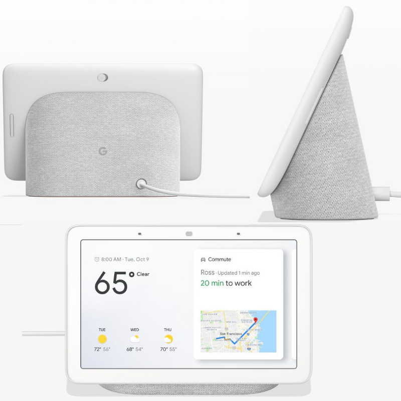 Nest hello Works With The Google Home Hub To Display Live Streaming Nest Hello Video