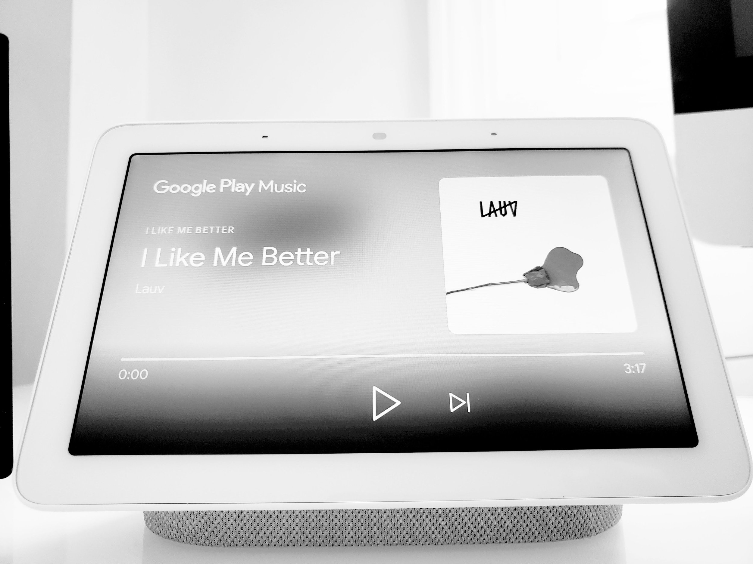 "Google Home Command: ""Ok Google, Play Music"""