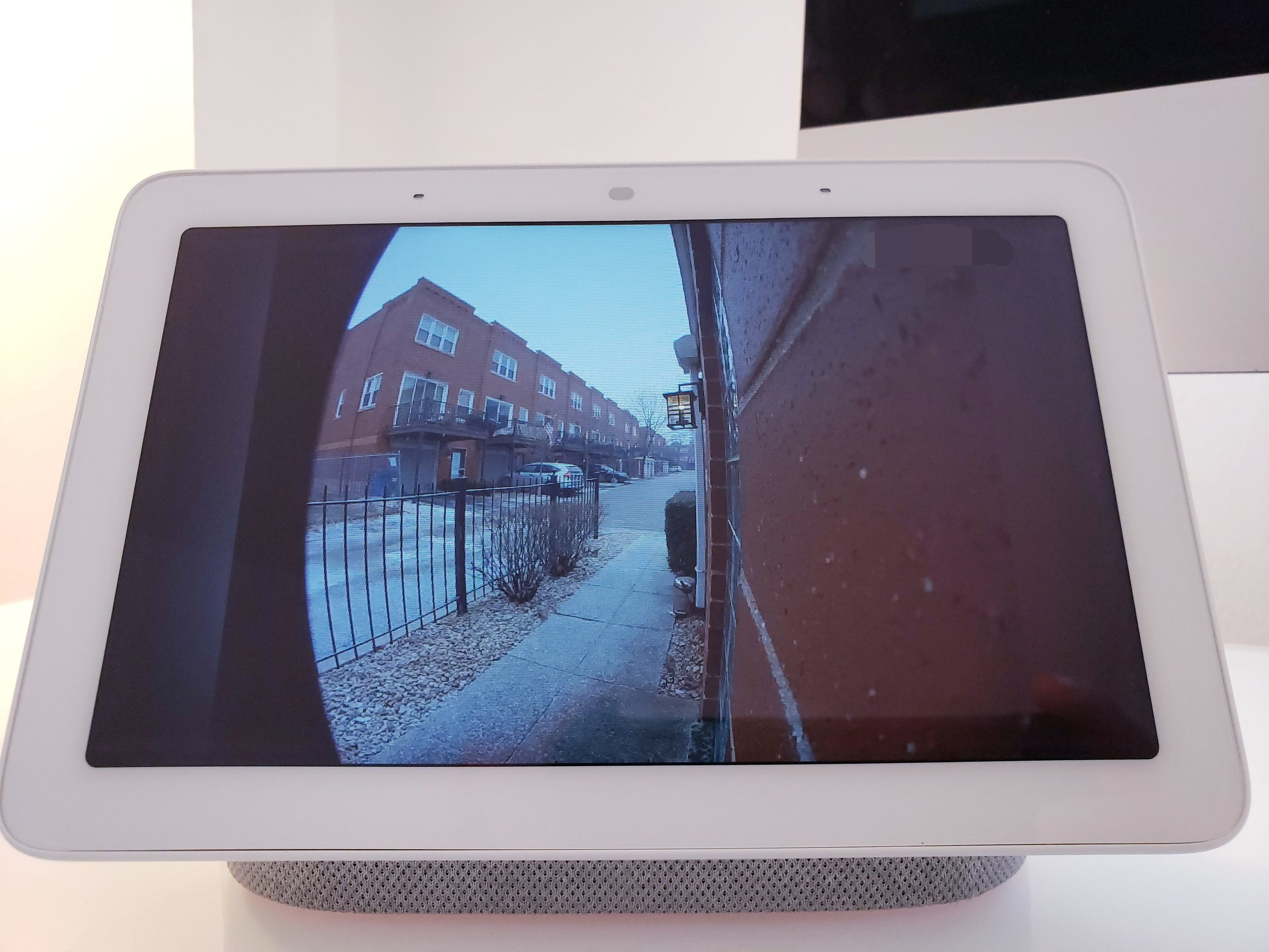 You can stream live video from  arlo cameras  on  google home hub .