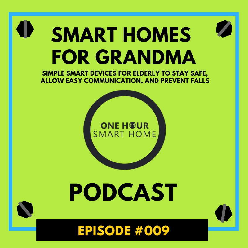 The best smart home technologies for grandparents or elderly relatives. We discuss using  Alexa  to power smart homes for the elderly.