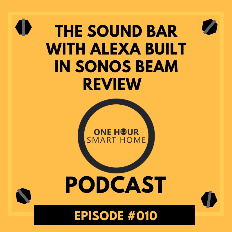 The Sound bar that works with with Alexa, Sonos Beam Review