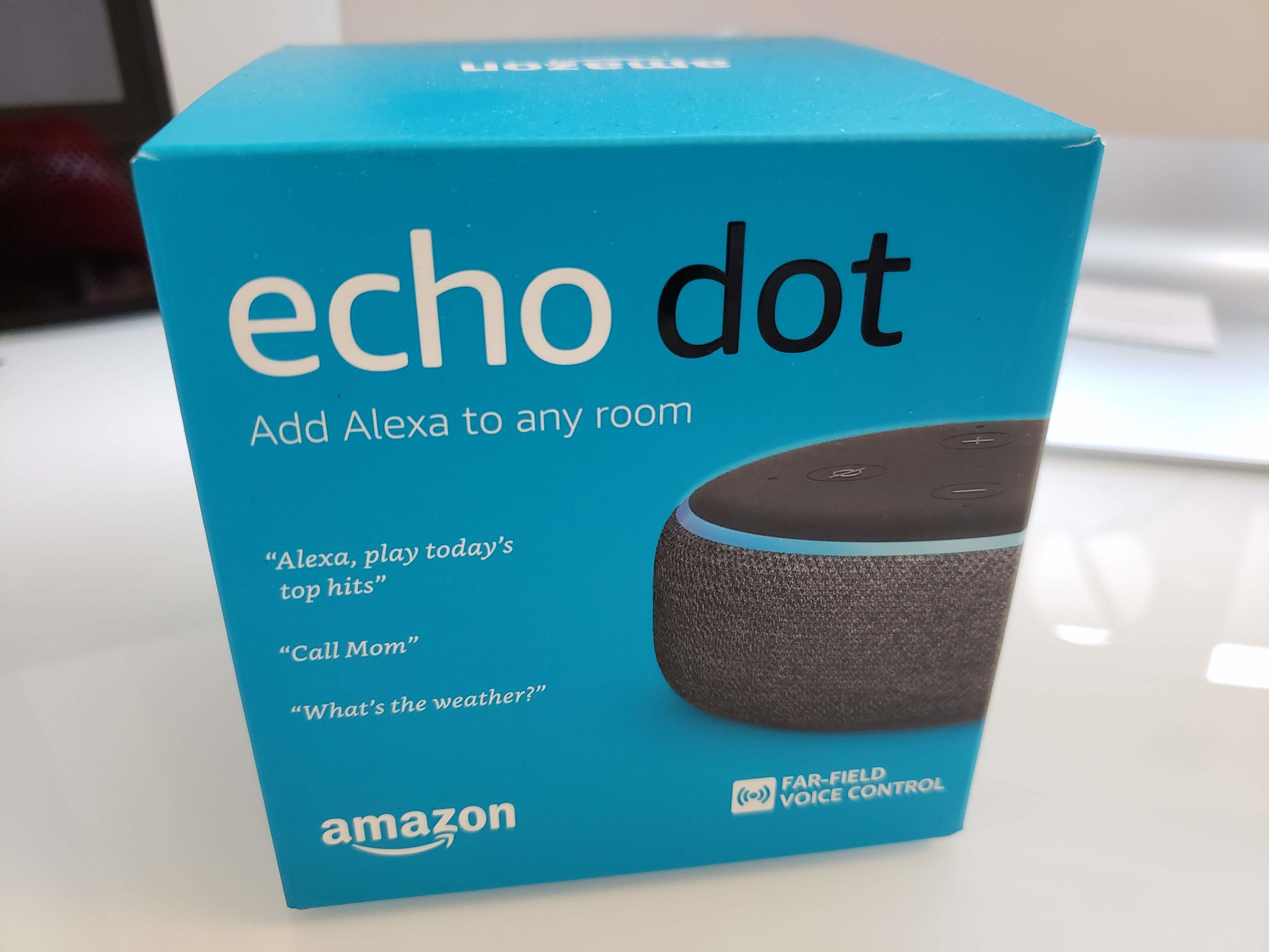 Ring Smart Lights  Work With Alexa including the  Echo Dot .